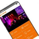 Creven mobiilisovellus on julkaistu. Kuvassa kuvankaappaus sovelluksesta puhelimen ruudulla.